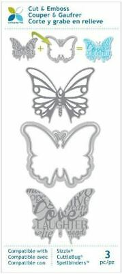 Momenta - Butterflies mix & match metal dies - for use in most cutting systems