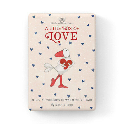 Affirmations  Gifts  Card Little Affirmations  Twigseeds - Love