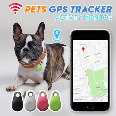 Pets GPS Tracker & Activity Monitor Smart Mini GPS Anti-Lost Waterproof Tracer