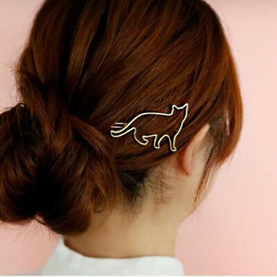 Lovely Cat Girls Hair Clip Clamp Hairpin Fashion Jewelry Hair Accessories