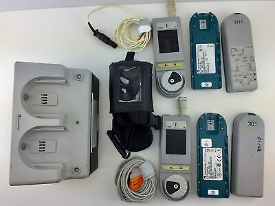 Datex Ohmeda - Oximeter (Ref. 3770) - W/ Probe, Case, Manual, Battery & Charger