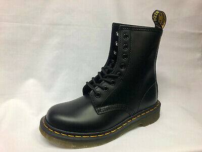 Anfibi Dr. Martens 1460 Smooth Black nero Boots originali