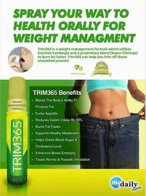 My Daily Choice Trim 365 Helps with Weight Loss