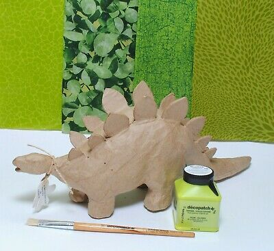 Decopatch Stan the Stegasaurus Children's Dinosaur Craft Kit