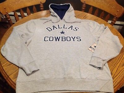 4edad1c09 DALLAS COWBOYS MITCHELL   Ness NFL Play By Play Hooded Sweatshirt ...