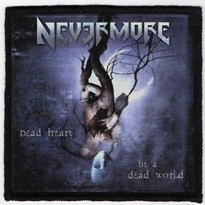 Nevermore Patch / Speed-Thrash-Black-Death Metal