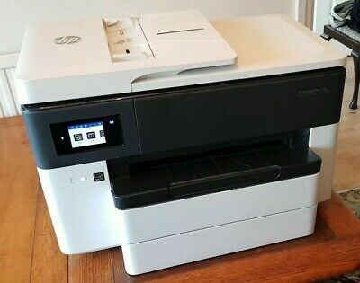 HP OFFICEJET PRO 7730 Wide-Format All-in-One Printer  Great for A3 printing