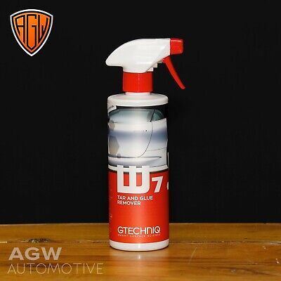 Gtechniq W7 - Tar and Glue Remover - 500ml - Car Detailing Decontamination