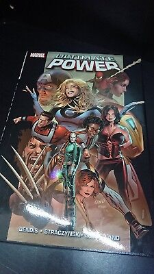 Marvel Max Ultimate Power Hardcover HC Comic book