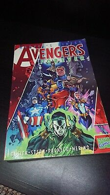 Marvel Avengers Forever TPB Collection comic book