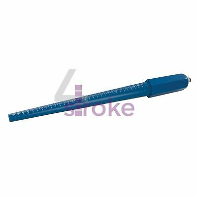Plastic Ring Stick Mandrel and Gauge Tool Sizer UK Size A-Z+6