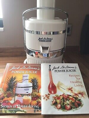 JACK LALANNE'S POWER Juicer, very good condition. Fully