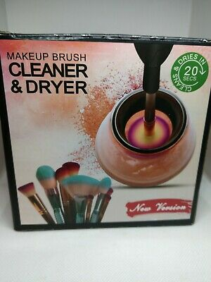 Electric Makeup Brushes Wash Cleaner And Dryer Kits Cosmetic Beauty Tools set US