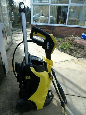 karcher k4 full control pressure washer with turbo lance