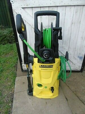 karcher premium k4 full control pressure washer