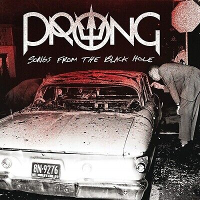 CD Prong - Songs From the Black Hole (2015) Ships FREE Same Day