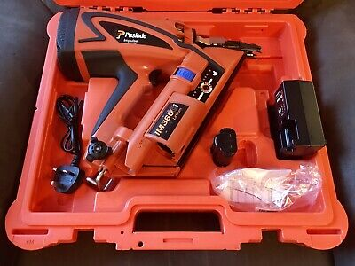 PASLODE IM360Ci CORDLESS FIRST FIX NAIL GUN,FULLY CLEANED & SERVICED,