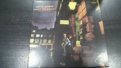 David Bowie - The Rise And Fall Of Ziggy Stardust (Cd Come Nuovo Vinyl Replica)