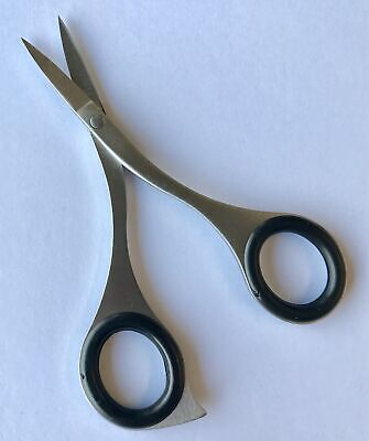 "Small/Mini Embroidery Scissors - 3.5""/9cm Sharp Point Crafts Trim Threads"