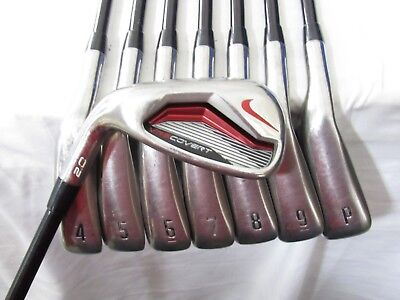 899c76470e64 USED LEFT HANDED Nike VRS Covert 2.0 Iron Set 4-P