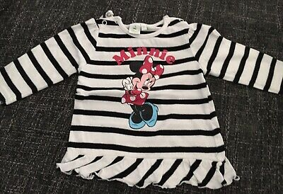 Baby Pullover Minnie Mouse Gr.68