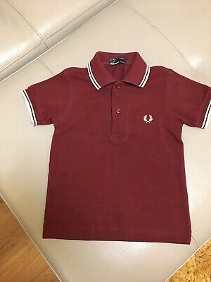 Fred Perry Boys