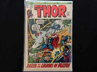 THOR #199 Lot of 1 Marvel Comic Book!