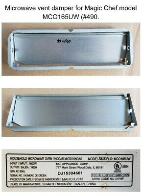 Magic Chef 3517400600 Turntable Coupling For Magic Chef MCO165UW Microwave