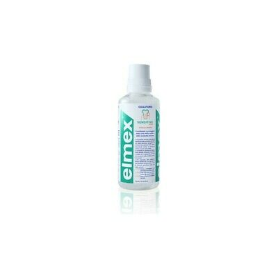 ELMEX collutorio sensitive plus denti sensibili 400 ml