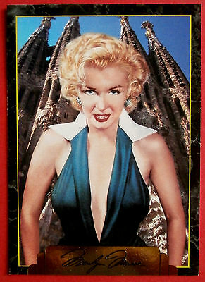 """""""Sports Time Inc."""" MARILYN MONROE Card # 105 individual card, issued in 1995"""