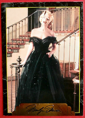 """""""Sports Time Inc."""" MARILYN MONROE Card # 126 individual card, issued in 1995"""