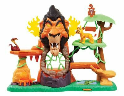 Lion Guard Disney Junior's The Rise of Scar Lion Guard Play Set Free Delivery