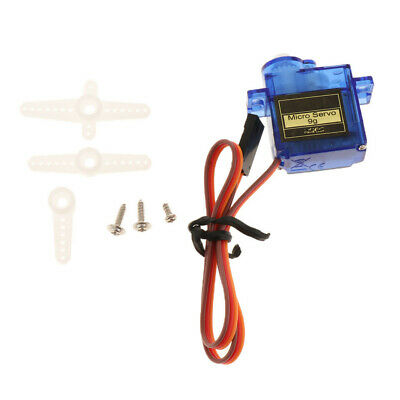 SG 90 Micro Servo Motor For RC Robot Arm Helicopter Airplane Car 1.6kg/cm