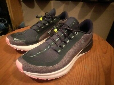 981f21d6fce9 Nike Air Zoom Structure 22 Shield Water Repellent Women s Running Shoes 7 M
