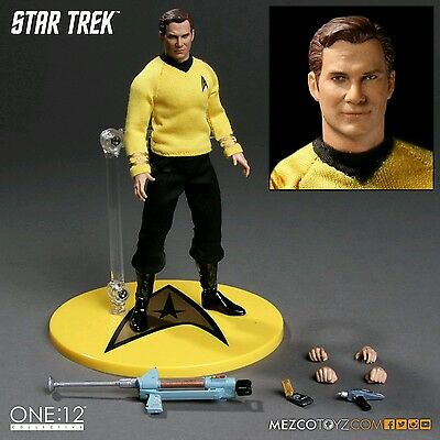 Star Trek Spock Cage 1:12 collective Action Figure