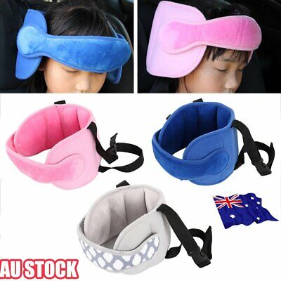 Baby Safety Car Seat Sleep Nap Child Kid Head Support Holder Protector Belt S4