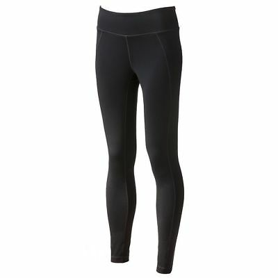 7bef9cad282e1 Womens Tek Gear Core Essentials Shapewear Basic Yoga Leggings Size XS  MSRP 44.00