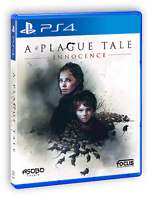 A Plague Tale: Innocence   PS4 PAL  &  PREORDER  BONUS   In stock now!!