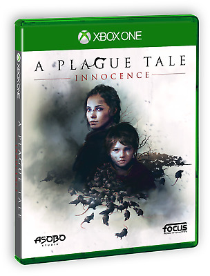 A Plague Tale: Innocence  XBOX ONE & Preorder Bonus PAL In Stock Now !!