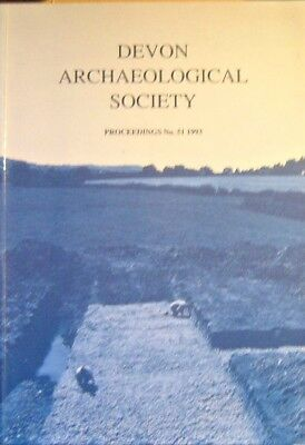 Devon Archaeological Society Proceedings No. 51 1993
