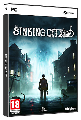 The Sinking City Day One Edition PC  (Release Date 27 JUN  2019 )