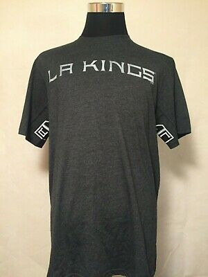 NHL Los Angeles Kings XL Hands High Tri Blend Tee by G-III