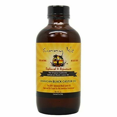 120ml SUNNY ISLE JAMAICAN BLACK: HAIR GROWTH, STRENGTH & REPAIR: FREE SHIPPING!