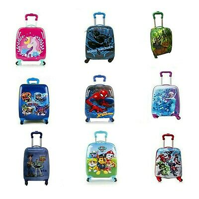 f73b133c04eb KIDS HARD SIDE Carry-on Luggage Case for Boys/Girls