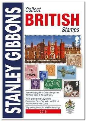 2019 Stanley Gibbons Collect British Stamps 70th Edition - Paperback