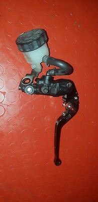 Triumph Daytona 675 2013-2016 Front Master Cylinder And Lever