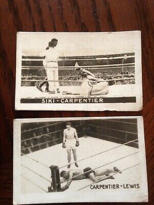 The Rocket, Famous Knockouts 10 Out Of 11 Cards Almost Full Set