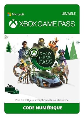Xbox Game Pass 24 Months / 2 Ans