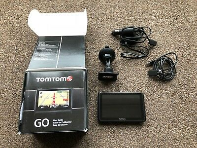 TomTom GO 2535-TM World Traveller Edition Europe, USA, Canada, Mexico Maps