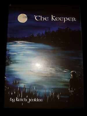 Carp Fishing Book The Keeper by Keith Jenkins As New Condition